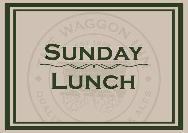 Download our Sunday Lunch Menu
