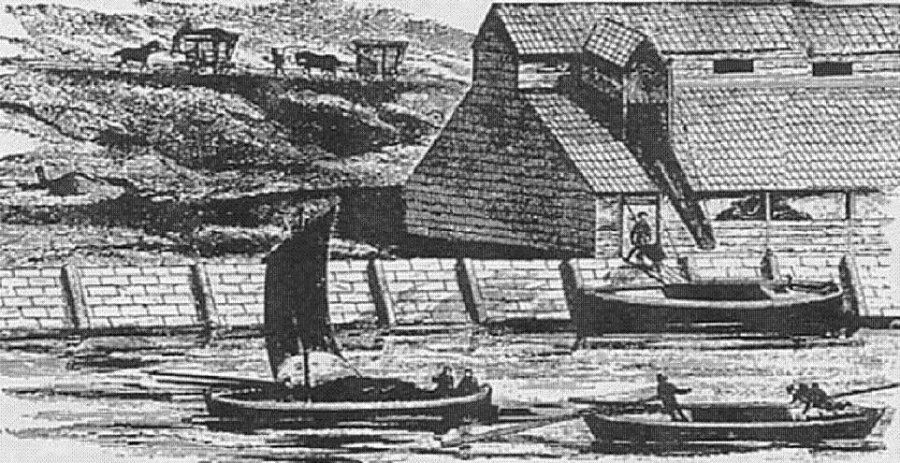 Keelboats and Waggons