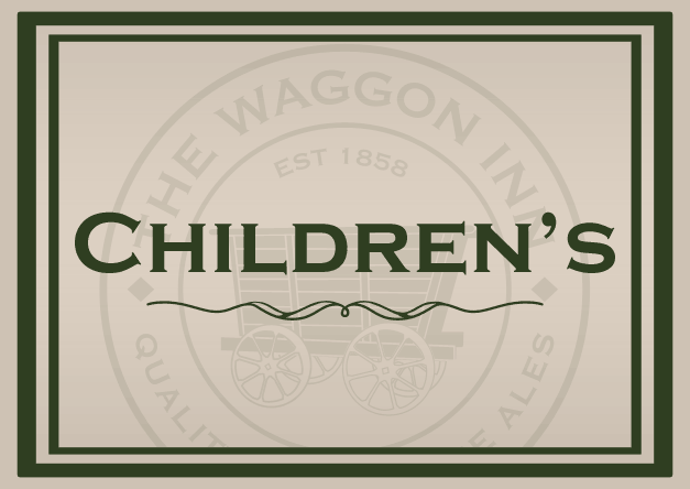 Download our Children's Menu